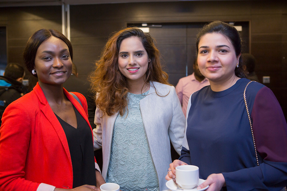 College of Psychiatrists Sping Conference 2018 <br /> April 12th &amp; 13th <br /> Sheraton Hotel Athlone<br /> Fumkebi Brambairfa, Jas Min, Nida Munawar