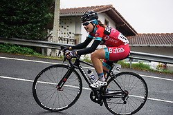 Lourdes Oyarbide (Bizkaia Durango) - Emakumeen Bira 2016 Stage 4 - A 76 km road stage starting and finishing in Portugalete, Spain on 17th April 2016.