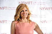 Connie Britton is honored at the 2013 Muse Awards presented by New York Women in Film & Television, Thursday, Dec. 12, 2013, in New York, which also honored actors Ellen Barkin, Robin Wright, Sonia Manzano and Frances Berwick, President of Bravo and Oxygen Media.   (Photo by Diane Bondareff/Invision for New York Women in Film & Television/AP Images