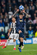 """Victor Jorgen Nilsson Lindelof (Manchester Utd)    during the Uefa """" Champions League """" Group Stage H, match between Juventus 1-2 Manchester Utd  at Allianz Stadium on November 07, 2018 in Torino, Italy. (Photo by Maurizio Borsari/AFLO)"""