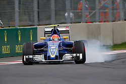 October 28, 2016 - Mexico - City, Mexico - Motorsports: FIA Formula One World Championship 2016, Grand Prix of Mexico, .#12 Felipe Nasr (BRA, Sauber F1 Team) (Credit Image: © Hoch Zwei via ZUMA Wire)
