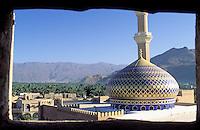Nizwa - Mosque- Oman