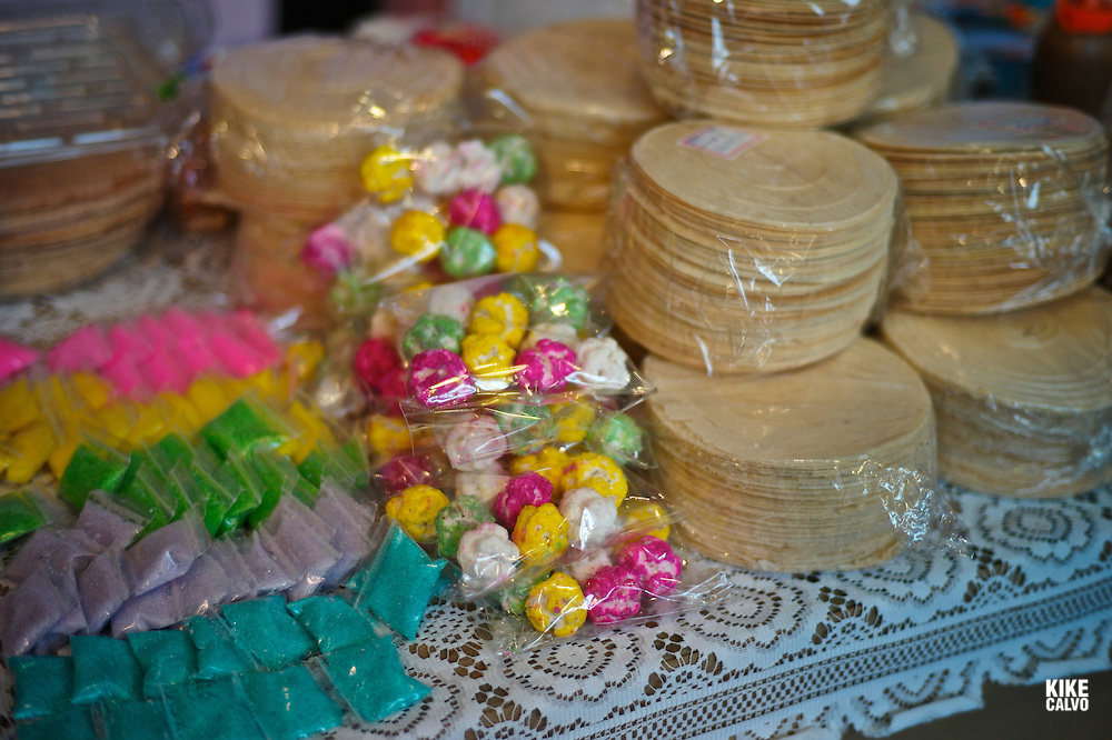 Typical Colombian sweets