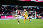 Northampton Town forward Marc Richards during the Sky Bet League 2 match between Northampton Town and Yeovil Town at Sixfields Stadium, Northampton, England on 28 November 2015. Photo by Dennis Goodwin.