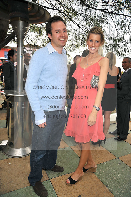 JAMIE MURRAY-WELLS and SUSANNA WARREN at The Ralph Lauren Sony Ericsson WTA Tour Pre-Wimbledon Party hosted by Richard Branson at The Roof Gardens on June 18, 2009