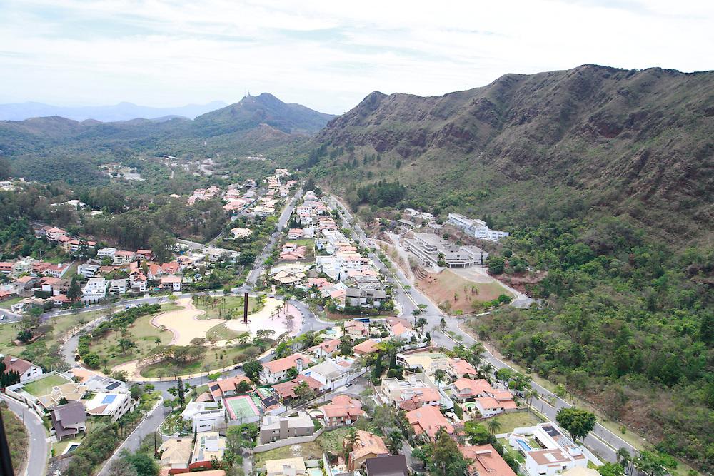 Belo Horizonte_MG, Brasil.<br /> <br /> Imagem aerea de Belo Horizonte, Minas Gerais. Na foto Praca do Papa.<br /> <br /> Aerial view of Belo Horizonte, Minas Gerais. In this photo Praca do Papa.<br /> <br /> Foto: HUGO CORDEIRO / NITRO