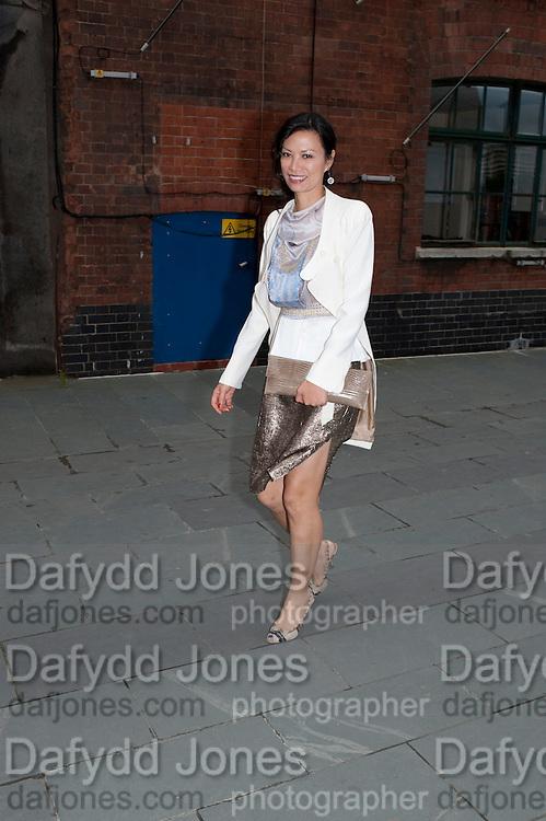 WENDI DENG, Summer party hosted by Rupert Murdoch. Oxo Tower, London. 17 June 2009