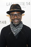 New York, NY-December 3: Photographer Keith Major attends Harriette Cole's 20th Anniversary Business Celebration held at Lafayette 148 Headquarters on December 3, 2015 in New York City.  (Photo by Terrence Jennings/terrencejennings.com)