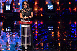 18-12-2019 NED: Sports gala NOC * NSF 2019, Amsterdam<br /> The traditional NOC NSF Sports Gala takes place in the AFAS in Amsterdam / Actrice Monic Hendrickx
