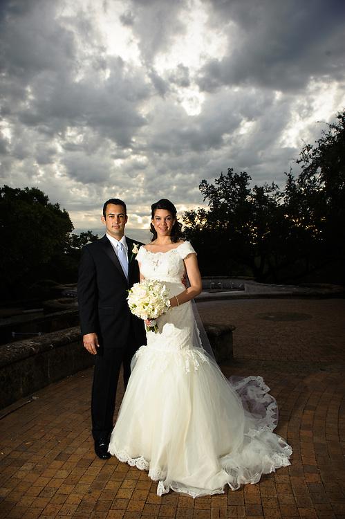 10/9/11 6:47:15 PM -- Zarines Negron and Abelardo Mendez III wedding Sunday, October 9, 2011. Photo©Mark Sobhani Photography