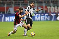 28.10.2017 - Milano - Serie A 2017/18 - 11a giornata  -  Milan-Juventus nella  foto: Gonzalo Higuain