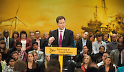 The Liberal Democrats Annual Autumn Conference 2012 at The Brighton Centre, Brighton, East Sussex, Great Britain <br /> 22nd to 26th September 2012 <br /> <br /> The Rt Hon Nick Clegg MP – Leader of the Liberal Democrats, Deputy Prime Minister, Lord President of the Council and MP for Sheffield Hallam<br /> <br /> Miriam González Durántez, is a partner of international legal practice Dechert and the wife of Liberal Democrat Party Leader and Deputy Prime Minister of the United Kingdom, Rt Hon Nick Clegg MP<br /> <br /> Simon Hughes MP<br /> Deputy Leader of the Liberal Democrats<br /> <br /> Tim Farron MP<br /> for Westmorland and Lonsdale & President of the Liberal Democrats<br /> <br /> Willie Rennie <br /> Leader of the Scottish Liberal Democrats <br /> <br /> Danny Alexander MP – Chief Secretary to the Treasury<br /> <br /> Edward Davey MP – Secretary of State for Energy and Climate Change<br /> <br /> Don Foster MP – Department for Communities and Local Government, Parliamentary Under Secretary of State<br /> <br /> Norman Lamb MP – Department of Heath, Minister of State<br /> <br /> The Rt Hon David Laws MP – Department for Education, Minister of State (jointly with the Cabinet Office)<br /> <br /> Michael Moore MP – Secretary of State for Scotland<br /> <br /> Jo Swinson MP – Parliamentary Under Secretary for the Department for Business, Innovation and Skills<br /> <br /> Photograph by Elliott Franks