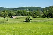 Landschaft, Edertal bei Bad Wildungen, Nordhessen, Hessen, Deutschland | landscape Eder valley near Bad Wildungen, Hesse, Germany