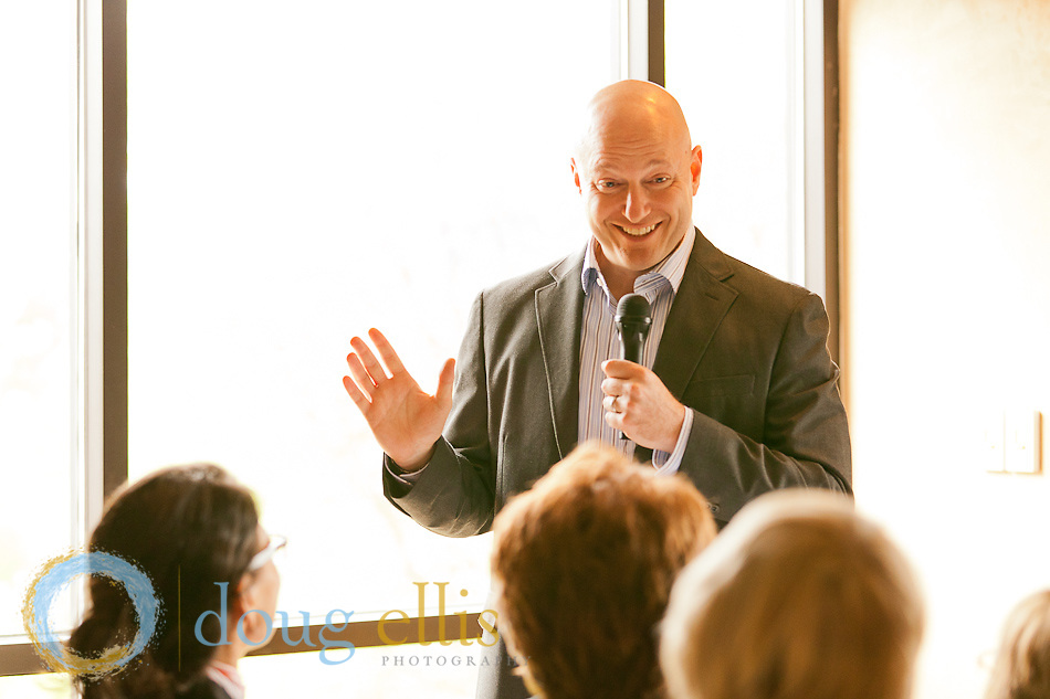 Life coach Michael Jaffe May 2011.