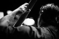 Bass Player, Lakshmi Ramirez, Abu Dhabi Big Band