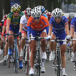 Ladiestour 2008 Limburg <br />Suzanne de Goede, Trixi Worrack, Charlotte Becker