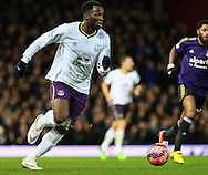 Romelu Lukaku of Everton during the FA Cup match at the Boleyn Ground, London<br /> Picture by David Horn/Focus Images Ltd +44 7545 970036<br /> 13/01/2015