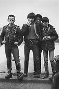 Greenway Boys, Bristol, 1983