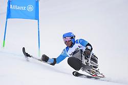 PLANTEY Enrique LW11 ARG at 2018 World Para Alpine Skiing World Cup, Veysonnaz, Switzerland