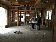 TIME FOR ANOTHER PLAN REVIEW AS WORK PROGRESSES! PLUMBING, ELECTRICAL, FLOORING, HVAC REGISTERS . . .
