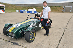 STEVEN CREE at the Stride Foundation Track Day held at the bedford Autodrome, Bedford on 1st August 2014.
