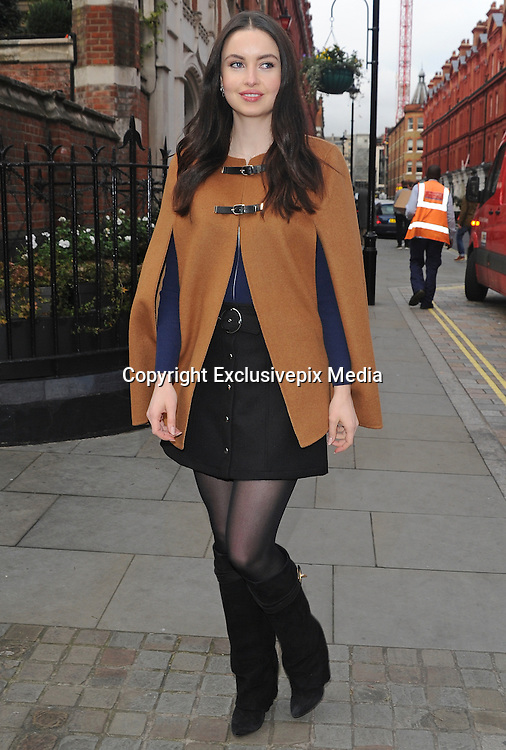 Exclusive<br /> Former Made in Chelsea star Emma Miller looking stunning <br /> &copy;Exclusivepix Media