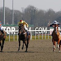Kempton 4th March 2013