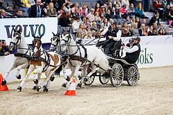 Chardon IJsbrand, NED<br /> Gothenburg Horse Show FEI World Cups 2017<br /> © Hippo Foto - Stefan Lafrentz