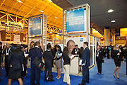 GlaxoSmithKline booth at 2009 NBMBAA Career Fair; New Orleans Morial Convention Center
