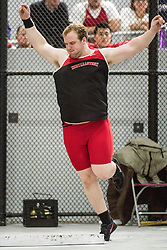 Boston University John Terrier Classic Indoor Track & Field: mens shot put, Northeastern, Kevin Rosenberg