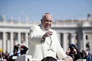 Pope Francis audience to Comunione e Liberazione Movement