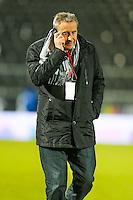 Yvon KERMARREC  - 26.01.2015 - Angers / Brest - 21eme journee de Ligue 2 -<br /> Photo : Vincent Michel / Icon Sport