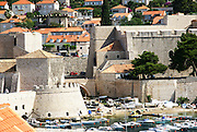 Croatia, Dubrovnik, the harbour