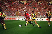 top flight football from the early 1990s