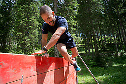 Oviratlon Obstacle Challenge Pokljuka 2018, on July 7, 2018 in Rudno polje, Pokljuka, Slovenia. Photo by Urban Urbanc / Sportida