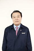 Won, Suk-Cho Senior Executive Vice President of Hyundai Steel Co. Seoul, Korea. 2012
