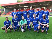 Charlton v Homophobia Tournament