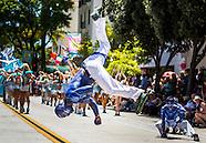 Santa Barbara Summer Solstice Parade 2015