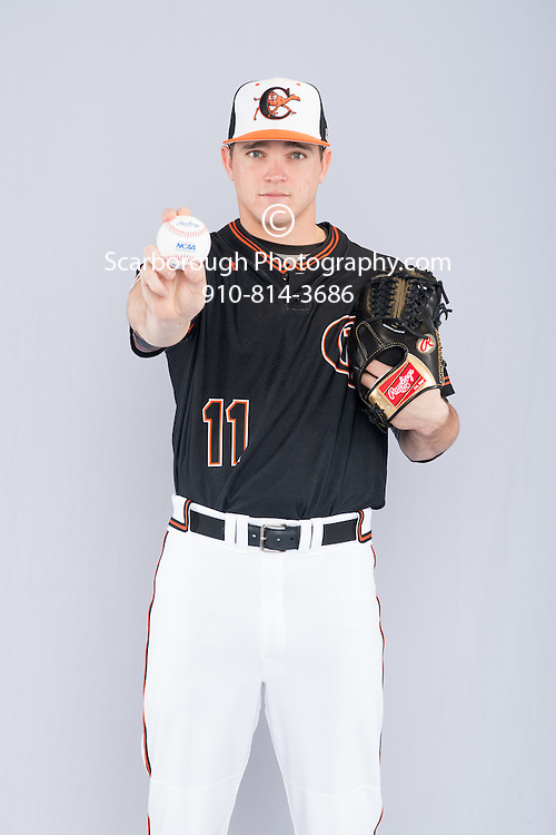2017 Campbell University Baseball<br />  Photo By Bennett Scarborough