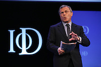 Institute of Directors Annual Convention, Albert Hall, London, UK...Sir Martin Sorrell, Cheif Executive of WPP Group. Speaking at the convention.