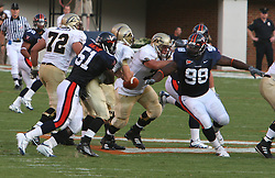 The Virginia Cavaliers defeated the Western Michigan Broncos 31-19 on September 3, 2005 at Scott Stadium in Charlottesville, VA.