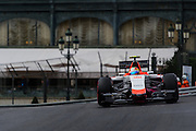 May 20-24, 2015: Monaco F1: Roberto Merhi (SPA) Manor Marussia F1 Team