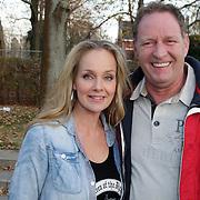 NLD/Amsterdam/20111116 - Perspresentatie najaar 2011 SBS, Marleen Sahupala en piet Paulusma