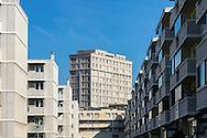 Le Havre, immeuble de la Porte Océane / Le Havre, building the Ocean Gate