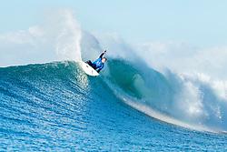 Jul 15, 2017 - Jeffreys Bay, South Africa - Bede Durbidge of Australia advancing directly to Round Three of the Corona Open J-Bay after winning Heat 2 of Round One at Supertubes, Jeffreys Bay, South Africa. (Credit Image: © Kelly Cestari/World Surf League via ZUMA Wire)
