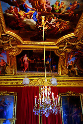 In the 19th century the Museum of the History of France was founded in Versailles. The collections display painted, sculpted, drawn and engraved images illustrating events or personalities of the history of France since its inception.
