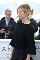 Actress Alba Rohrwacher at the Happy As Lazzaro (Lazzaro Felice) film photo call at the 71st Cannes Film Festival, Monday 14th May 2018, Cannes, France. Photo credit: Doreen Kennedy