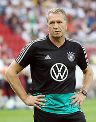 11.06.2019, Opel Arena, Mainz, GER, UEFA EM Qualifikation, Deutschland vs Estland, Gruppe C, im Bild Torwart Trainer Andreas Köpcke // during the UEFA European Championship qualification, group C match between Germany and Estonia at the Opel Arena in Mainz, Germany on 2019/06/11. EXPA Pictures © 2019, PhotoCredit: EXPA/ SM<br /> <br /> *****ATTENTION - OUT of GER*****