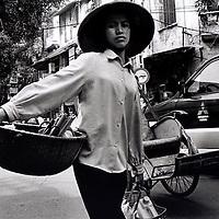 street scene, Hanoi, Vietnam