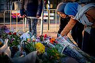 Utrecht, een dag na de aanslag